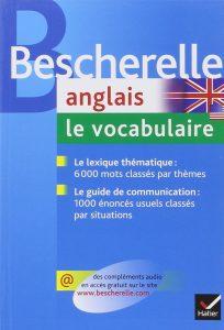 Bescherelle anglais le vocabulaire