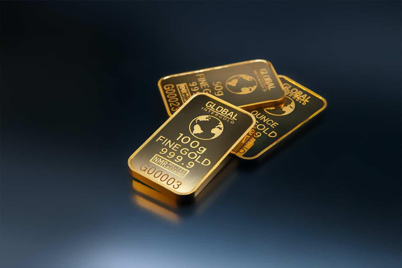 Plaque d'or placement, financement