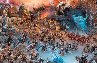 Armée, Warhammer Age of Sigmar