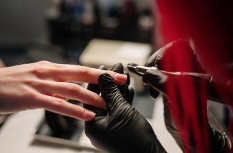 Manucure des ongles