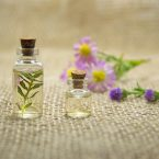 Plantes en huile